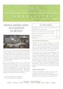 CS&A - newsletter-summer-2013