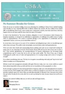 CS&A-newsletter-summer2011